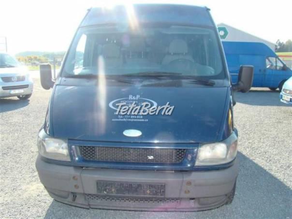 Ford Transit 330T 2.4 TDDI-66KW 9míst, foto 1 Auto-moto, Automobily | Tetaberta.sk - bazár, inzercia zadarmo