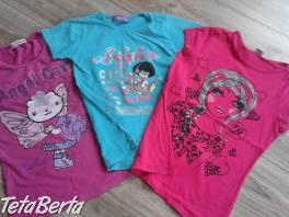 Dievčenské tričká