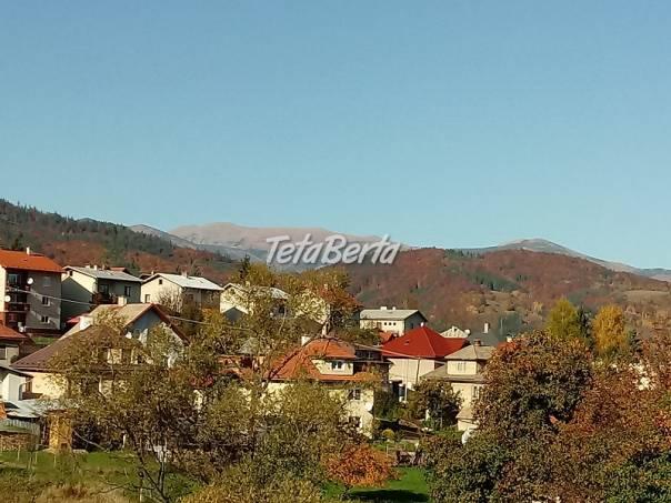 Lukratívny pozemok na stavbu RD v Brezne na Starom Mazorníku, foto 1 Reality, Pozemky   Tetaberta.sk - bazár, inzercia zadarmo