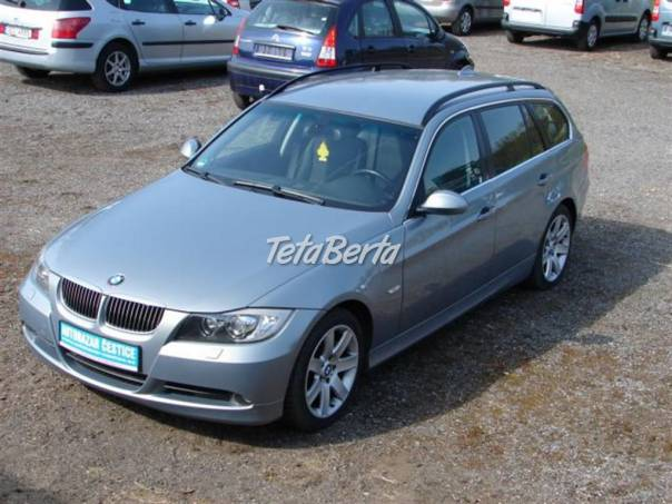BMW Řada 3 325 xi SERVISKA SUPER STAV, foto 1 Auto-moto, Automobily   Tetaberta.sk - bazár, inzercia zadarmo