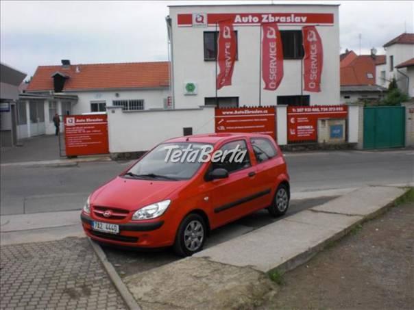 Hyundai Getz 1,1   3dv., foto 1 Auto-moto, Automobily   Tetaberta.sk - bazár, inzercia zadarmo