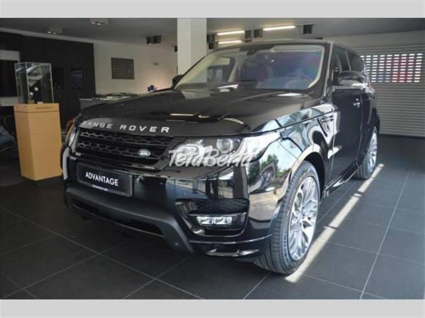 Land Rover Range Rover Sport 5.0 V8 Supercharged Autobiogra, foto 1 Auto-moto, Automobily | Tetaberta.sk - bazár, inzercia zadarmo