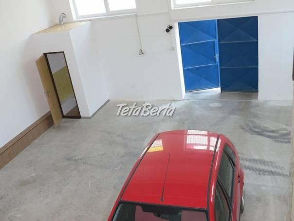 Prenajmeme výrobno - skladový priestor, Žilina - širšie centrum, R2 SK., foto 1 Reality, Kancelárie a obch. priestory   Tetaberta.sk - bazár, inzercia zadarmo
