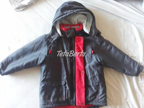 Detská  UNISEX  zimná vetrovka , foto 1 Pre deti, Detské oblečenie | Tetaberta.sk - bazár, inzercia zadarmo