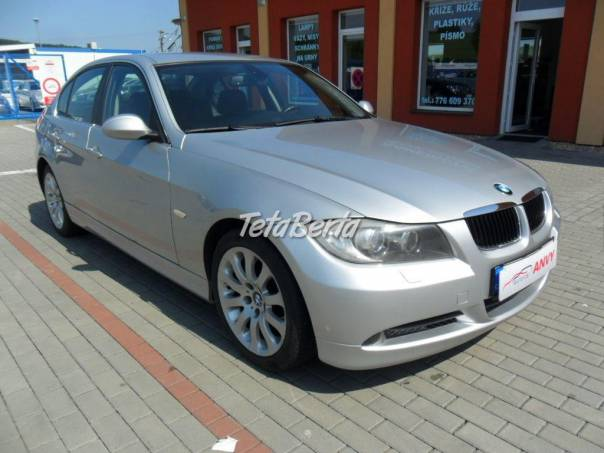 BMW Řada 3 330 XD, NAVI, KŮŽE, foto 1 Auto-moto, Automobily | Tetaberta.sk - bazár, inzercia zadarmo