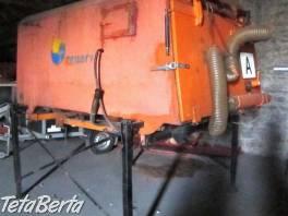 zametač Trilety 3.5 m3 (hydr. p , Auto-moto  | Tetaberta.sk - bazár, inzercia zadarmo