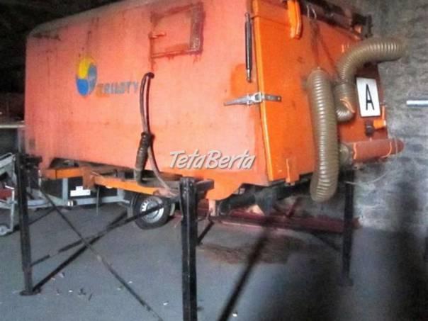 zametač Trilety 3.5 m3 (hydr. p, foto 1 Auto-moto | Tetaberta.sk - bazár, inzercia zadarmo