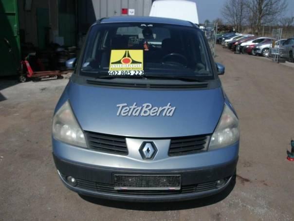 Renault Espace 2,2, foto 1 Auto-moto   Tetaberta.sk - bazár, inzercia zadarmo