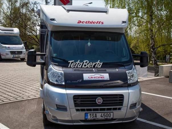 Dethleffs  2.3 GLOBE 4 TMÍST  obytný automobil, foto 1 Auto-moto, Automobily | Tetaberta.sk - bazár, inzercia zadarmo