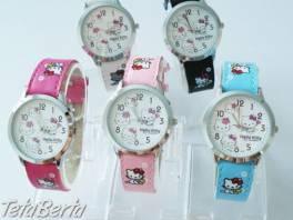 Senzačné Hello Kitty hodinky ! , Pre deti, Ostatné  | Tetaberta.sk - bazár, inzercia zadarmo