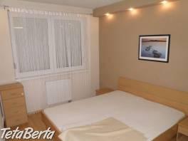 Prenajom 2 izbového bytu s predzahradkou Bratislava , Podunajska ulica.