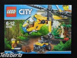 Lego City Nákladná helikoptéra do džungle                  , Pre deti, Hračky  | Tetaberta.sk - bazár, inzercia zadarmo