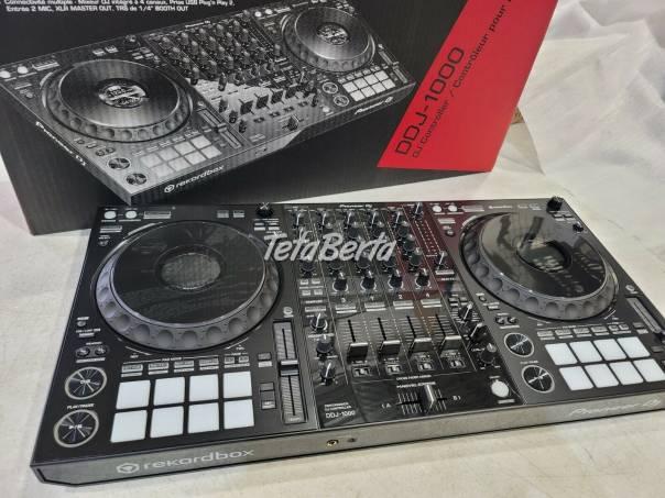Ovládač DJ Pioneer DDJ-1000 pre Rekordbox, foto 1 Hobby, voľný čas, Film, hudba a knihy | Tetaberta.sk - bazár, inzercia zadarmo