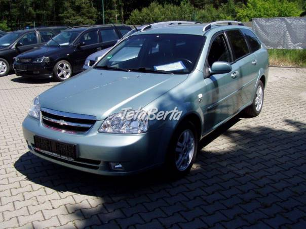 Chevrolet Nubira 1,8 16 V kombi, foto 1 Auto-moto, Automobily | Tetaberta.sk - bazár, inzercia zadarmo