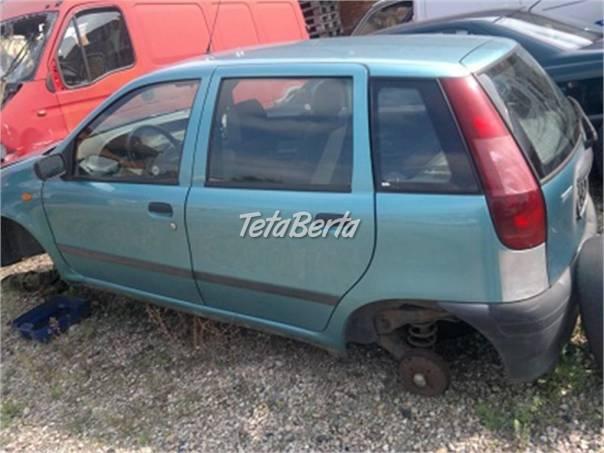 Fiat Punto , foto 1 Auto-moto | Tetaberta.sk - bazár, inzercia zadarmo