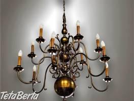 Reštaurovanie starožitných lustrov a lámp
