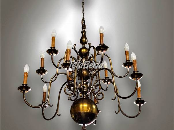 Reštaurovanie starožitných lustrov a lámp, foto 1 Hobby, voľný čas, Umenie a zbierky   Tetaberta.sk - bazár, inzercia zadarmo