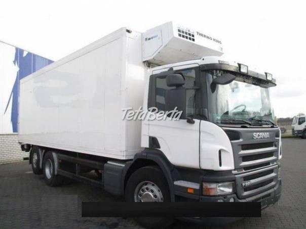 Scania  P280 6x2, foto 1 Auto-moto, Automobily | Tetaberta.sk - bazár, inzercia zadarmo
