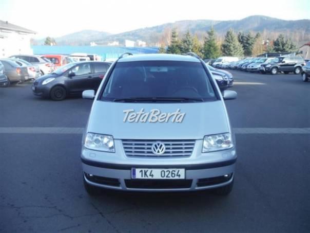 Volkswagen Sharan 1.9 TDi 4 Motion, foto 1 Auto-moto, Automobily   Tetaberta.sk - bazár, inzercia zadarmo