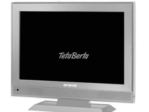 Predám TV Orava LT 511-S v 100% stave, bez diaľkového ovládača. Možné ovládať všetko tlačítkami., foto 1 Elektro, TV & SAT | Tetaberta.sk - bazár, inzercia zadarmo