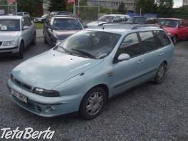Fiat Marea 1.9 TD 100 ELX polopřevod
