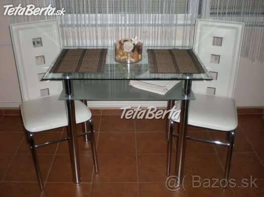 218d682556af Predám jedálenský stôl so stoličkami