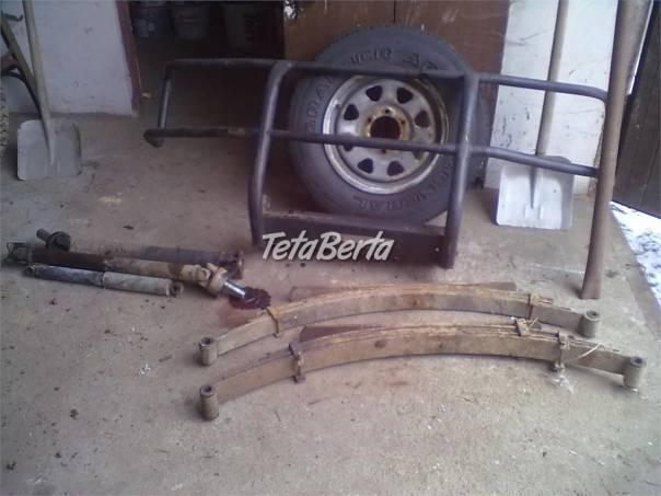 Mitsubishi Pajero prodám motor po generálce  se všim převodovka...., foto 1 Auto-moto | Tetaberta.sk - bazár, inzercia zadarmo
