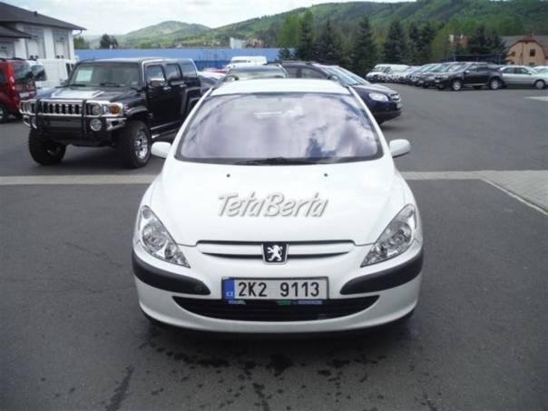 Peugeot 307 2.0 HDi kombi, foto 1 Auto-moto, Automobily | Tetaberta.sk - bazár, inzercia zadarmo