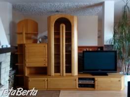 Predám obývačkovú stenu , Dom a záhrada, Nábytok, police, skrine  | Tetaberta.sk - bazár, inzercia zadarmo