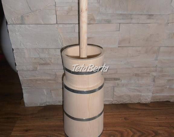 Mutelnica,kiernička,mutovník, maslovačka na výrobu masla , foto 1 Dom a záhrada, Ostatné | Tetaberta.sk - bazár, inzercia zadarmo