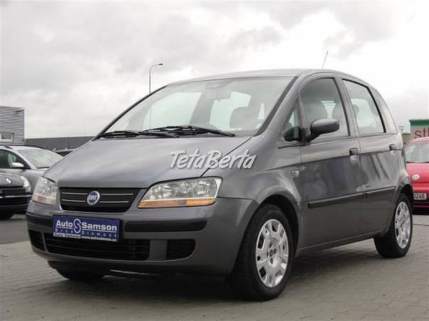 Fiat Idea 1.3 JTD *KLIMATIZACE*, foto 1 Auto-moto, Automobily | Tetaberta.sk - bazár, inzercia zadarmo