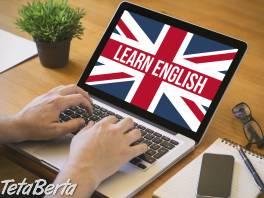 UZNÁVANÝ ONLINE KURZ ANGLIČTINY s možnosťou získať certifikát , Obchod a služby, Kurzy a školenia    Tetaberta.sk - bazár, inzercia zadarmo