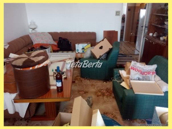 vypratavanie bytov, foto 1 Obchod a služby, Ostatné | Tetaberta.sk - bazár, inzercia zadarmo
