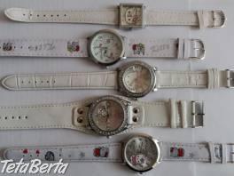 Hello Kitty hodinky v bielej farbe  , Móda, krása a zdravie, Hodinky a šperky  | Tetaberta.sk - bazár, inzercia zadarmo
