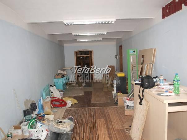 Obchodný priestor blízko centra mesta - 100 m2, foto 1 Reality, Kancelárie a obch. priestory | Tetaberta.sk - bazár, inzercia zadarmo
