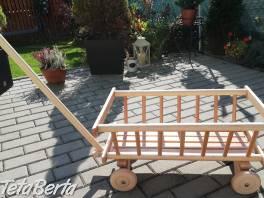 Vozík rebrinák , Dom a záhrada, Záhradný nábytok, dekorácie    Tetaberta.sk - bazár, inzercia zadarmo