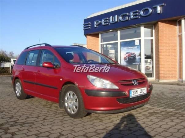 Peugeot 307 Break 2,0 HDI 90k, foto 1 Auto-moto, Automobily | Tetaberta.sk - bazár, inzercia zadarmo