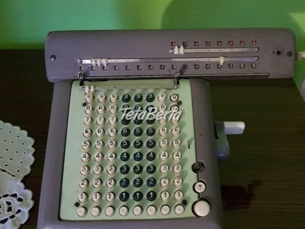 Ručná kalkulačka., foto 1 Hobby, voľný čas, Ostatné | Tetaberta.sk - bazár, inzercia zadarmo