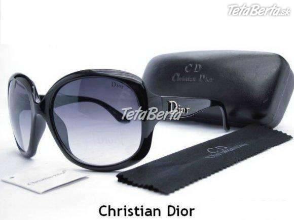 CHRISTIAN DIOR slnecne okuliare 524b6057e6d