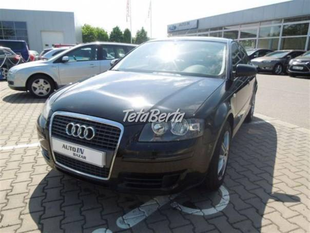 Audi A3 SPORTBACK 1,6i 16V 75 kW / 102 k, foto 1 Auto-moto, Automobily   Tetaberta.sk - bazár, inzercia zadarmo
