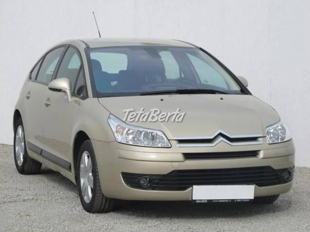 Citroën C4 1.4 16V, foto 1 Auto-moto, Automobily | Tetaberta.sk - bazár, inzercia zadarmo