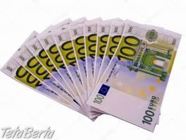 PÔŽIČKY 100000 EUR: PÔŽIČKY NA PODNIKANIE. , Obchod a služby, Financie  | Tetaberta.sk - bazár, inzercia zadarmo