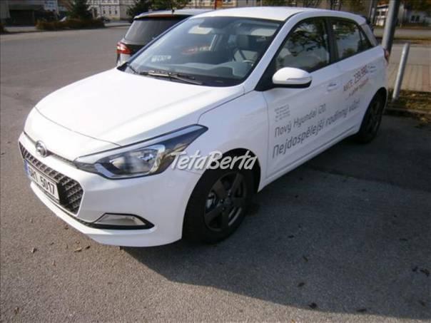 Hyundai i20 1.2i  16V FAMILY PLUS, paket CLUB, foto 1 Auto-moto, Automobily | Tetaberta.sk - bazár, inzercia zadarmo
