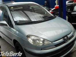 Peugeot 807 2,0 HDi 79 kw 2007 RHT