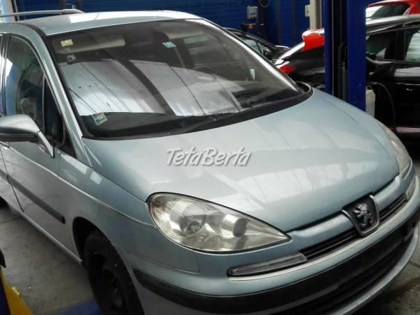 Peugeot 807 2,0 HDi 79 kw 2007 RHT, foto 1 Náhradné diely a príslušenstvo, Automobily | Tetaberta.sk - bazár, inzercia zadarmo