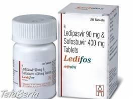 Ledifos Tableta - Hetero Sofosbuvir 400 mg a Ledipasvir 90 mg , Móda, krása a zdravie, Starostlivosť o zdravie  | Tetaberta.sk - bazár, inzercia zadarmo