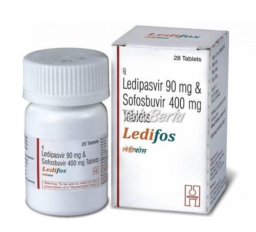 Ledifos Tableta - Hetero Sofosbuvir 400 mg a Ledipasvir 90 mg, foto 1 Móda, krása a zdravie, Starostlivosť o zdravie | Tetaberta.sk - bazár, inzercia zadarmo