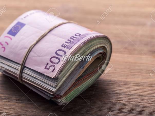 Financujeme pôžičky jednotlivcom, foto 1 Pre deti, Kojenecké potreby | Tetaberta.sk - bazár, inzercia zadarmo