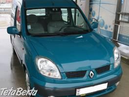 Predám Renault Kangoo 1.6 16V 2003 benzin , Auto-moto, Automobily    Tetaberta.sk - bazár, inzercia zadarmo
