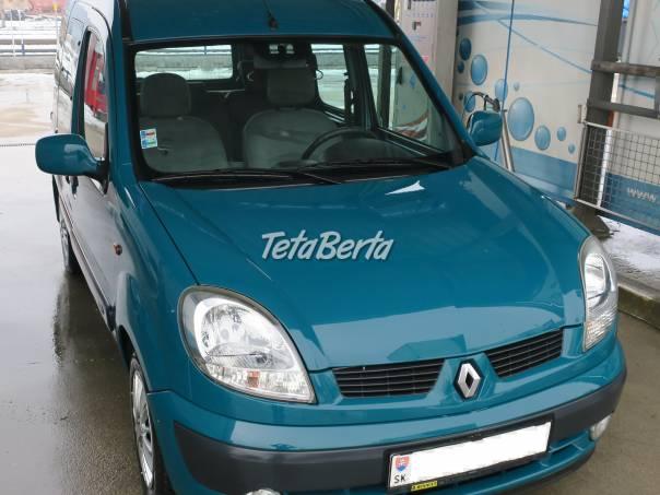Predám Renault Kangoo 1.6 16V 2003 benzin, foto 1 Auto-moto, Automobily | Tetaberta.sk - bazár, inzercia zadarmo